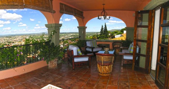 Casa Tres Terrazas Serenity San Miguel Vacation Rentals